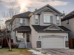 Valley Ridge / 4 Bed 4 Bath House For Sale, Calgary, Ca