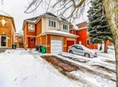 Beautiful Semi Detached 3 Bed House With Finished Basement Area., Mississauga, Ca