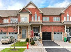 4 Bedroom Townhouse For Rent W/Finished Basement, Mississauga, Ca