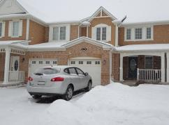 Full Townhouse For Rent In Milton 3 Bedrooms With Basement, Mississauga, Ca