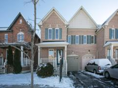 Beautiful 3 Bedroom House For Lease In Ajax (Audley/Taunton), Ajax, Ca