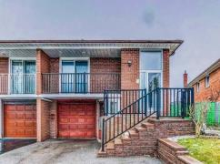 5 Level Split Semi Detached House - Kennedy / Eglinton, Toronto, Ca