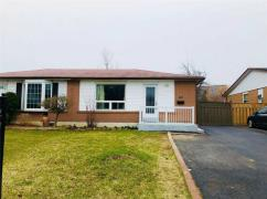 Beautiful 3+2 Bedroom, 2 Bathroom Semi-Detached Bungalow, Mississauga, Ca