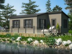 The Lakehouse | Brand New Resort Cottages For Sale, Ottawa, Ca