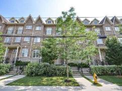Beautiful 3bdrm Townhouse For Rent, Toronto, Ca