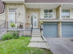 Well Maintained Beautiful Condo Townhouse For Sale In Orton Park, Toronto, Ca