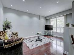 Well Maintained Beautiful 2-Storey Condo Townhouse For Sale, Toronto, Ca