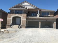 Brand New Detached 4 Bedroom House For Rent, Oshawa, Ca
