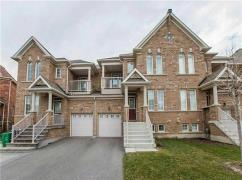 Luxurious Freehold Townhouse - Steels & Financial $775,000, Mississauga, Ca