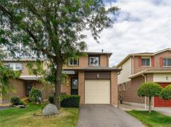 Det'D 3 Bed Home W/ Finished Basement, Mississauga, Ca