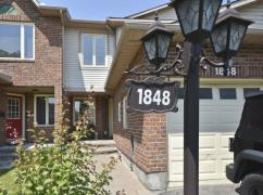 Beautiful Townhouse For Sale In Orleans - 1848 Hialeah Dr, Ottawa, Ca