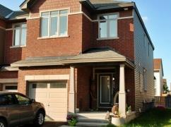 4 Bedroom End Unit Townhouse For Sale In Kanata, Ottawa, Ca
