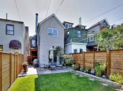 Bloor & Ossington! 3 Bed 2 Bath Detached-6;, Toronto, Ca