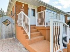 Immaculately Kept Semi Detached Home In Cooksville, Mins To Tril, Mississauga, Ca