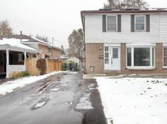 4+1 Bedrooms Semi Detached In Southgate, Brampton, Ca