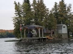 Island Cottage For Sale On Steenburg Lake Madoc-Bancroft, Ajax, Ca