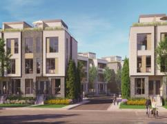 Pre-Construction Townhomes - Close To Subway + Grand Bonus!, Pickering, Ca