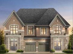 **Absolutely Unbelievable Brand New Semi Detached In Brampton***, Ajax, Ca